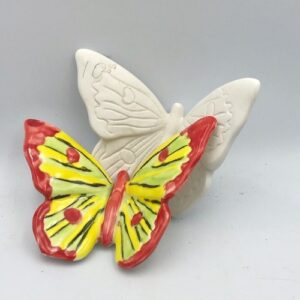 Pottery Painting Butterfly