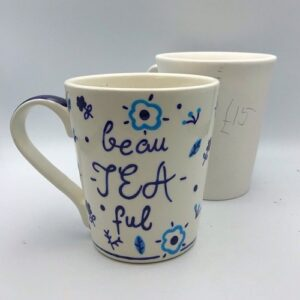 Pottery Painting Large Mug