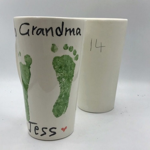 Clay Activity Hand Build Cup or Mug at Home