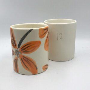 Take Out Kit Pottery Painting Tea Mug