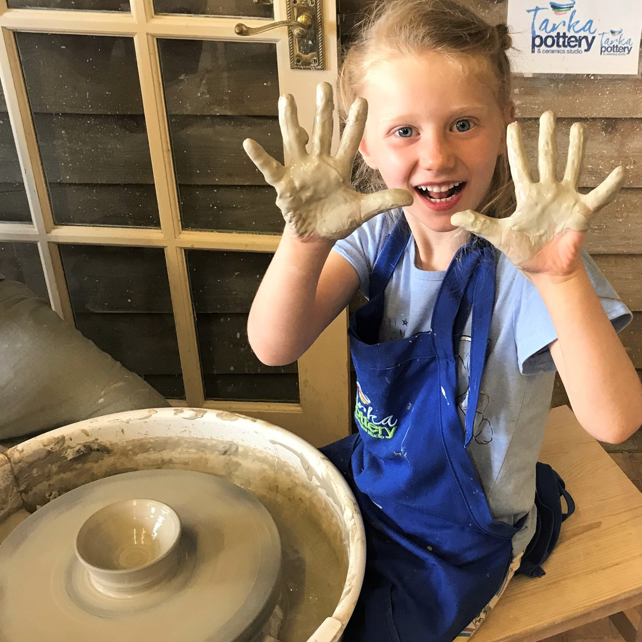 potters wheel experience